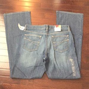 NWT Gap Curvy Flare Jeans - LONG